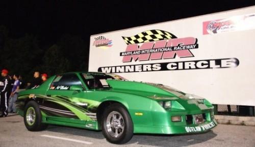 Al Marlow Wins at MIR