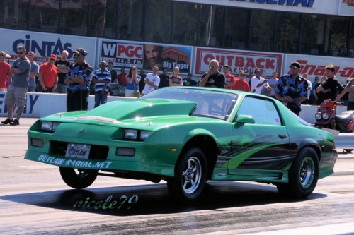 Is Al Marlow the Fastest Man on 275 Drag Radials