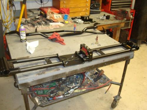 custom adjustable torque arm 7