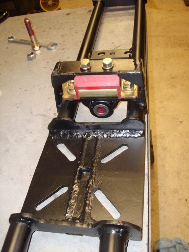 custom adjustable torque arm 8