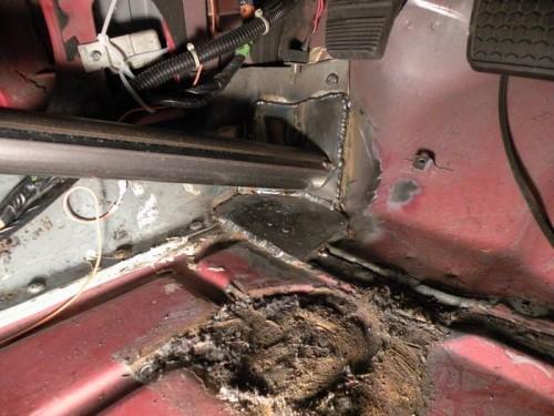 F-Body Camaro Firebird Convertible Roll Cage Installation 16