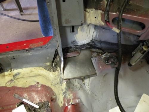 F-Body Camaro Firebird Convertible Roll Cage Installation 4