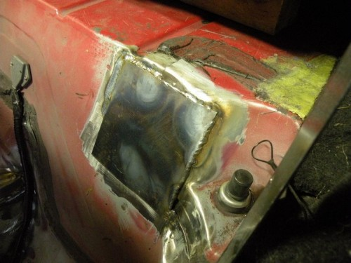 F-Body Camaro Firebird Convertible Roll Cage Installation 9