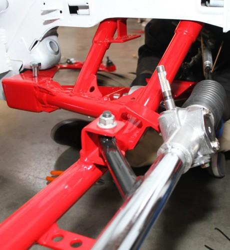 Powertv Installs Spohn K Member A Arms Pinto Rack Project