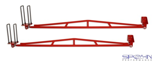Dodge Ram 4x4 Rear Traction Bars