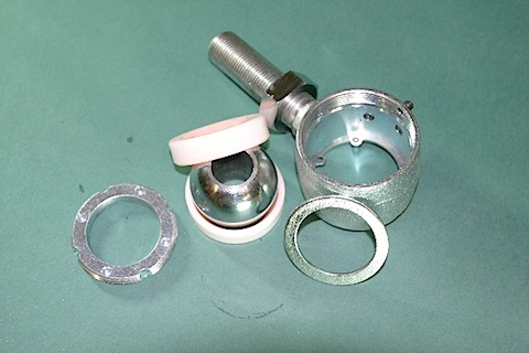 Del-Sphere Parts