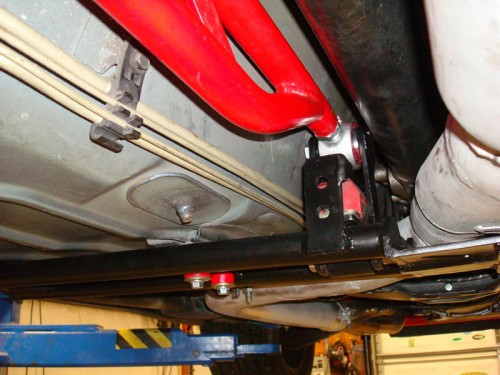 custom adjustable torque arm 4