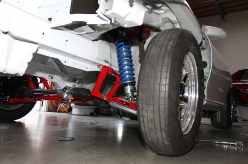 Installing a Camaro F-Body K-Member & Pinto Rack
